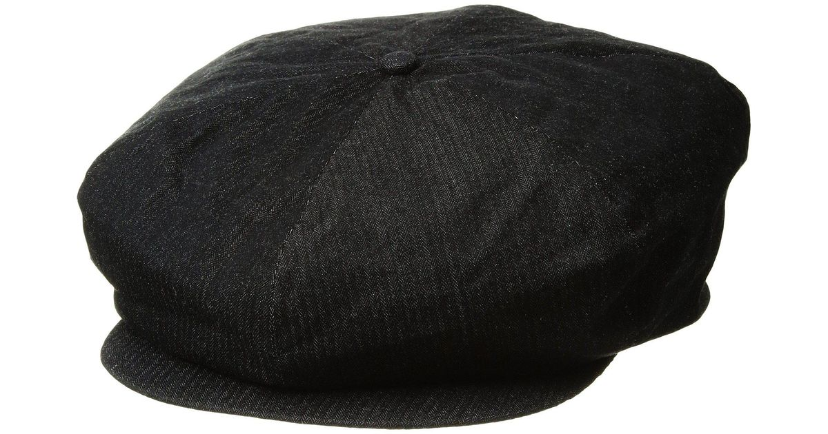 cfc83f85b7c ... promo code for lyst brixton ollie cap in gray for men 8c4a4 ead29