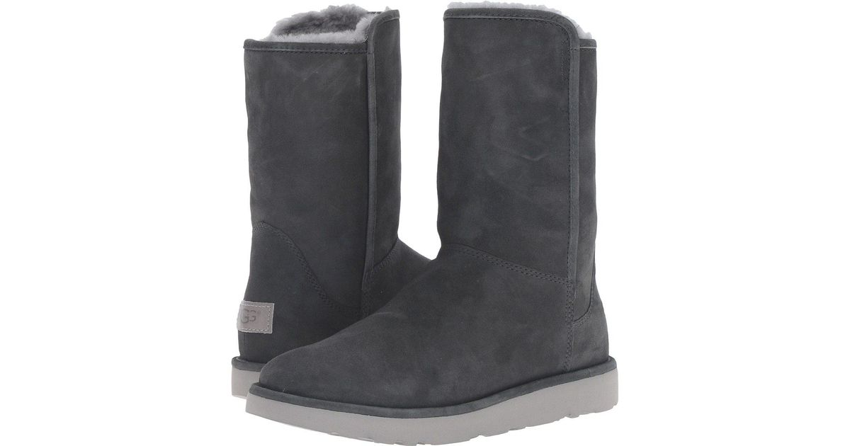 43fa4805100 Ugg - Pink Abree Short Ii (grigio) Women's Shoes - Lyst