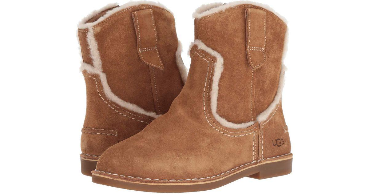 45e5af486f2 denmark ultra short ugg boots chestnut zip dd491 effb0