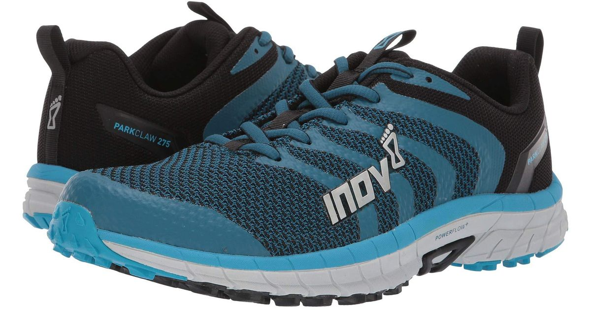 cheaper bcf9c faf61 Inov-8 - Parkclaw 275 Knit (blue/green/grey) Men's Running Shoes for Men -  Lyst