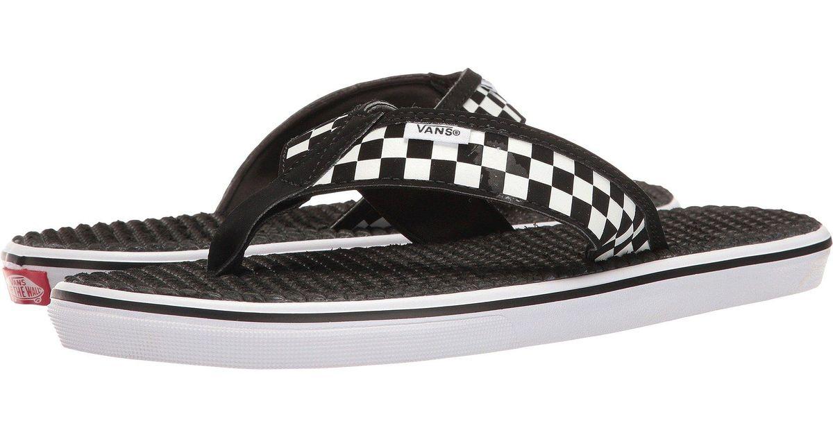 Lyst - Vans La Costa Lite ((i Love ) True Blue white) Men s Sandals in  Black for Men bf4af9d8d