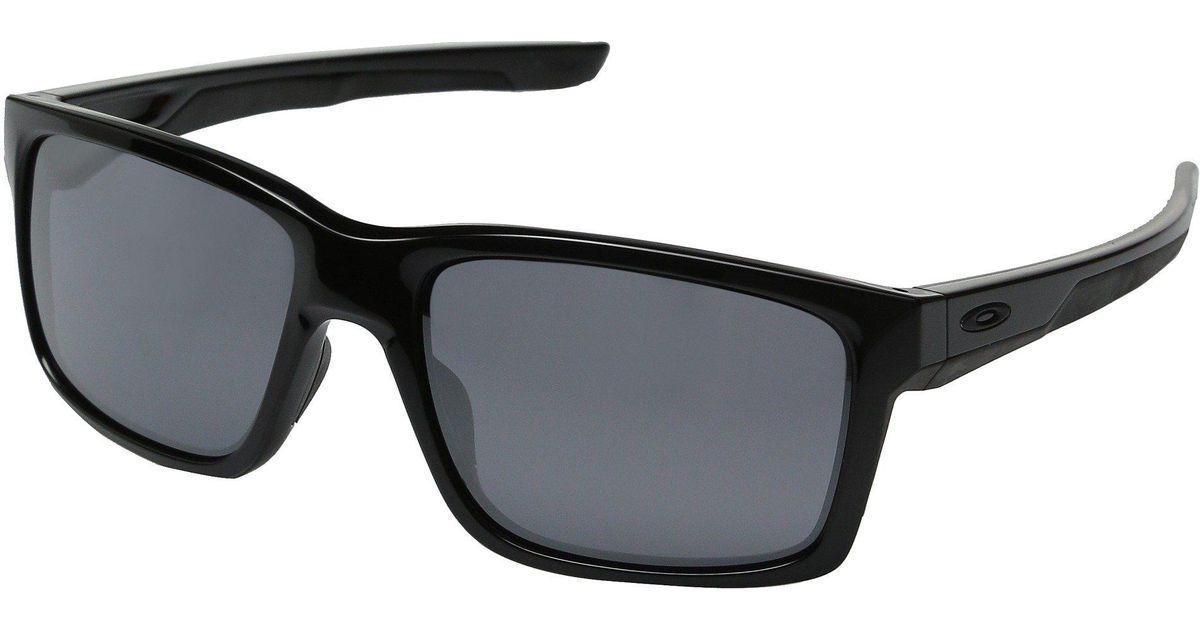 c0f4e87fe60 Lyst - Oakley Mainlink (arctic Mist W  Prizm Black) Plastic Frame Fashion  Sunglasses in Black for Men