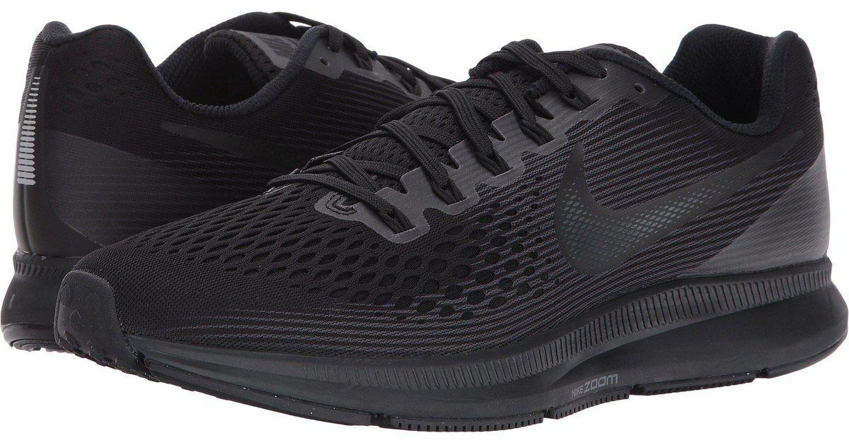 84311d2b1e42 Lyst - Nike Air Zoom Pegasus 34 (sequoia black dark Stucco volt) Men s  Running Shoes in Gray for Men
