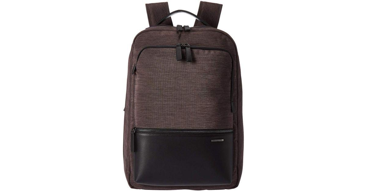 6af37be7a ZERO HALLIBURTON 16 Lightweight Business Nylon - Backpack (black) Backpack  Bags in Black for Men - Lyst