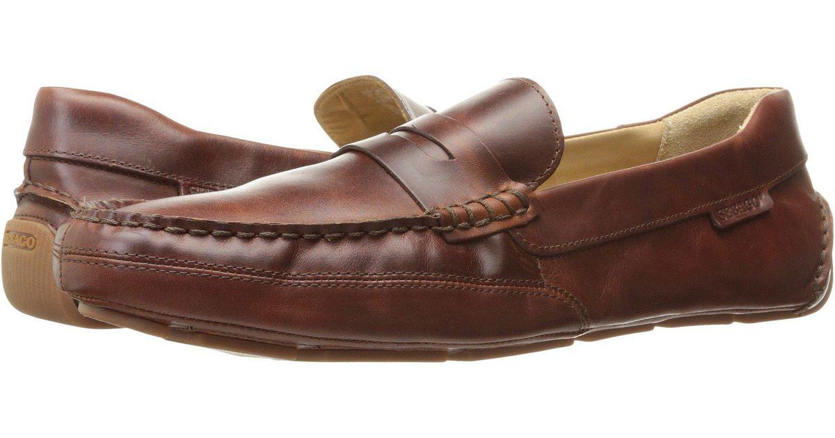 dc213546039 Lyst - Sebago Kedge Penny in Brown for Men