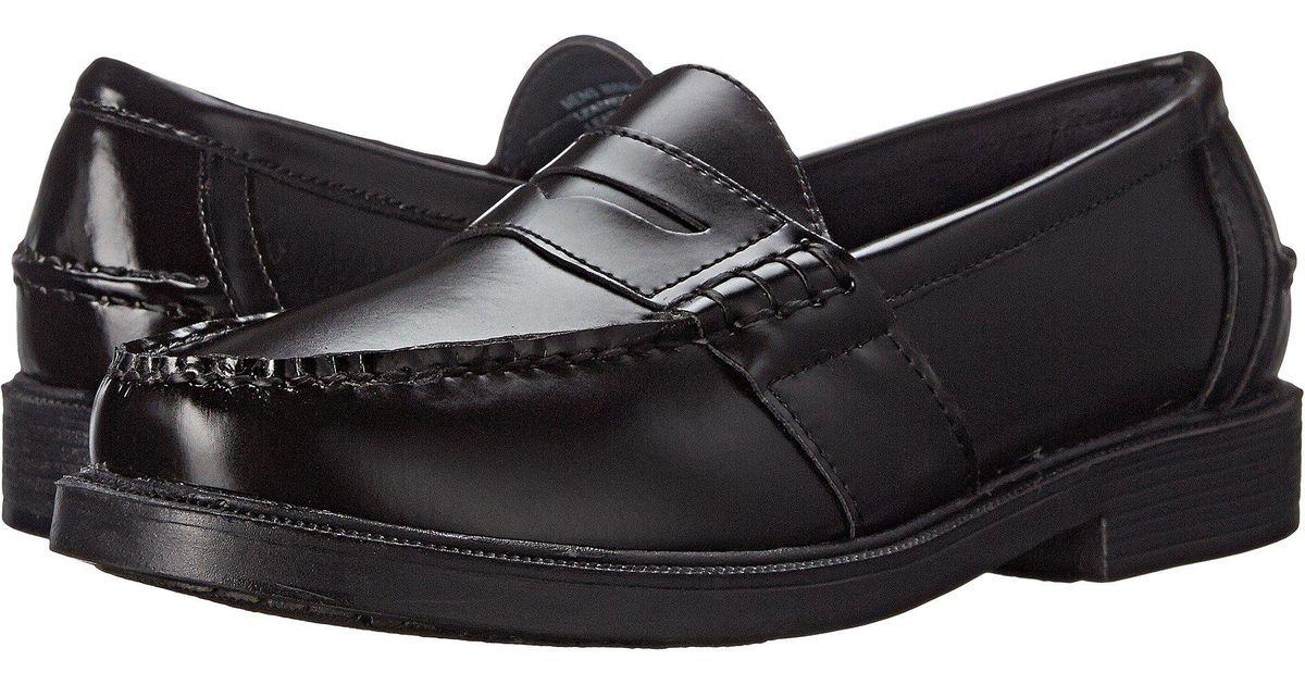 Lyst Nunn Bush Lincoln Penny Loafer Black Polished