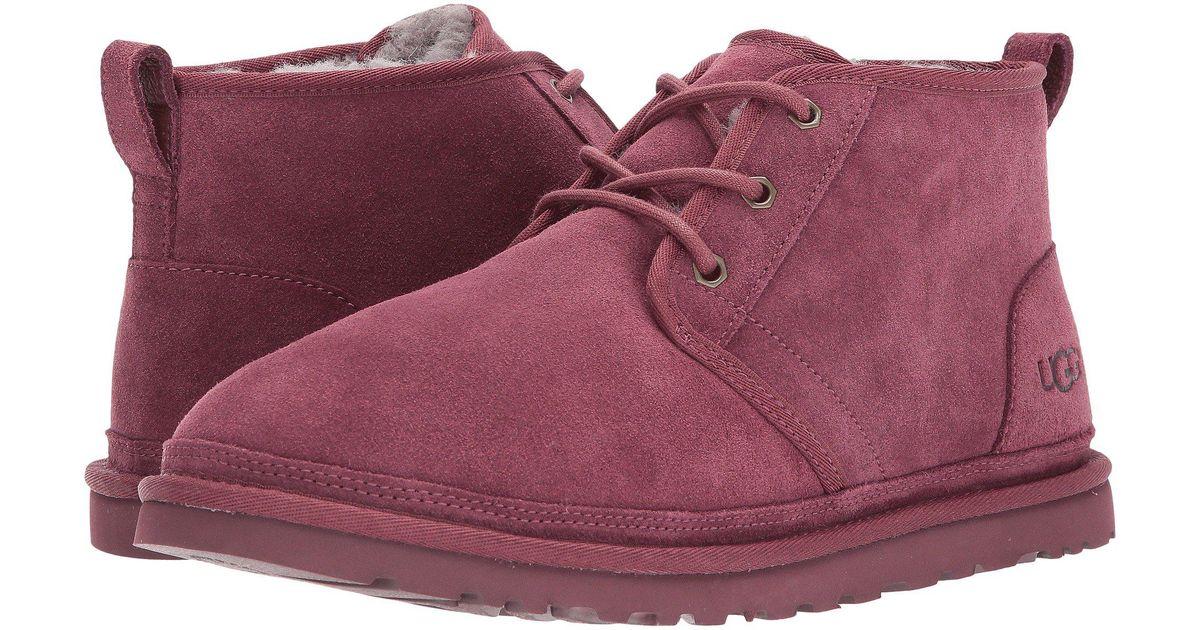f14f6d9cb85 Ugg mens shoes