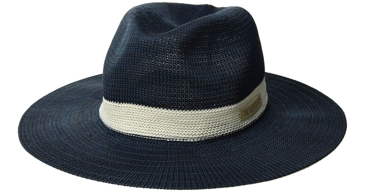 b45a91c8 The North Face Packable Panama Hat in Blue - Save 2% - Lyst