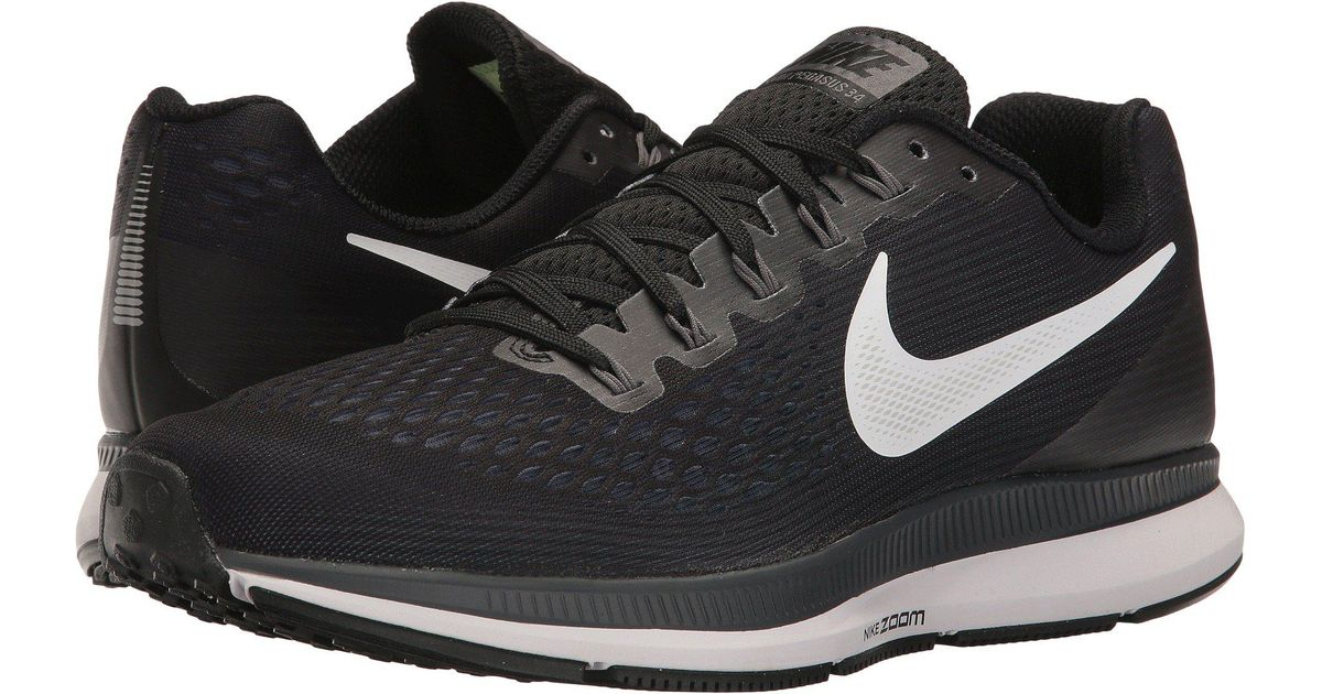 e3449472e25b Lyst - Nike Air Zoom Pegasus 34 (sequoia black dark Stucco volt) Men s  Running Shoes in Gray for Men