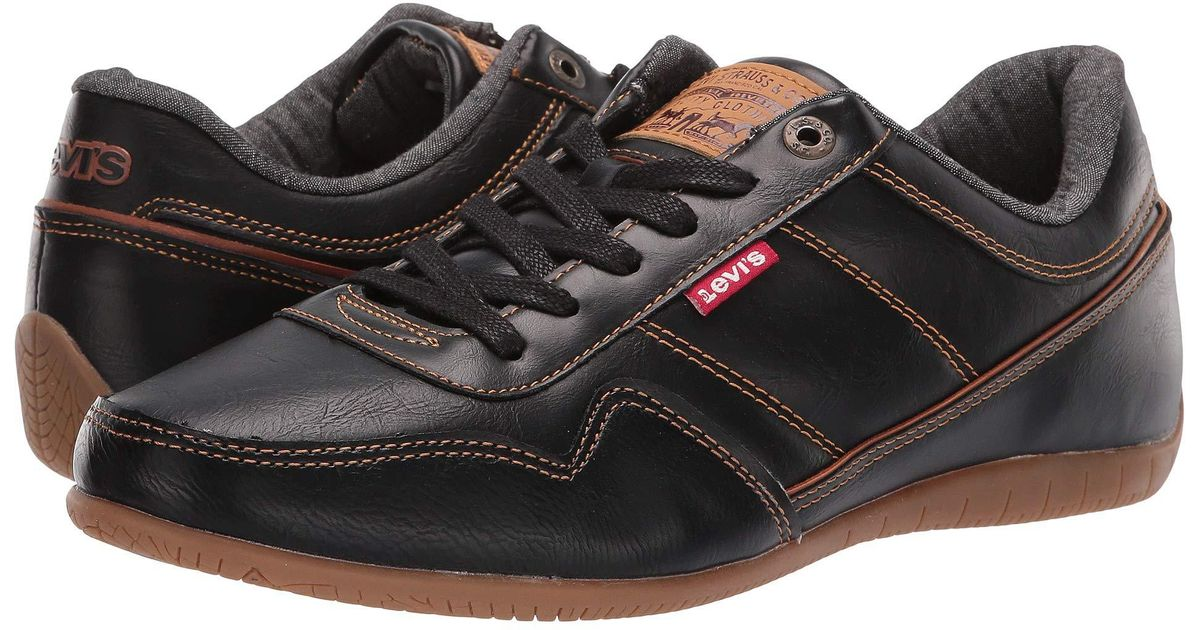 4b2b3fe79344 Lyst - Levi s Levi s(r) Shoes Rio Brunish (brown tan) Men s Shoes in Black  for Men