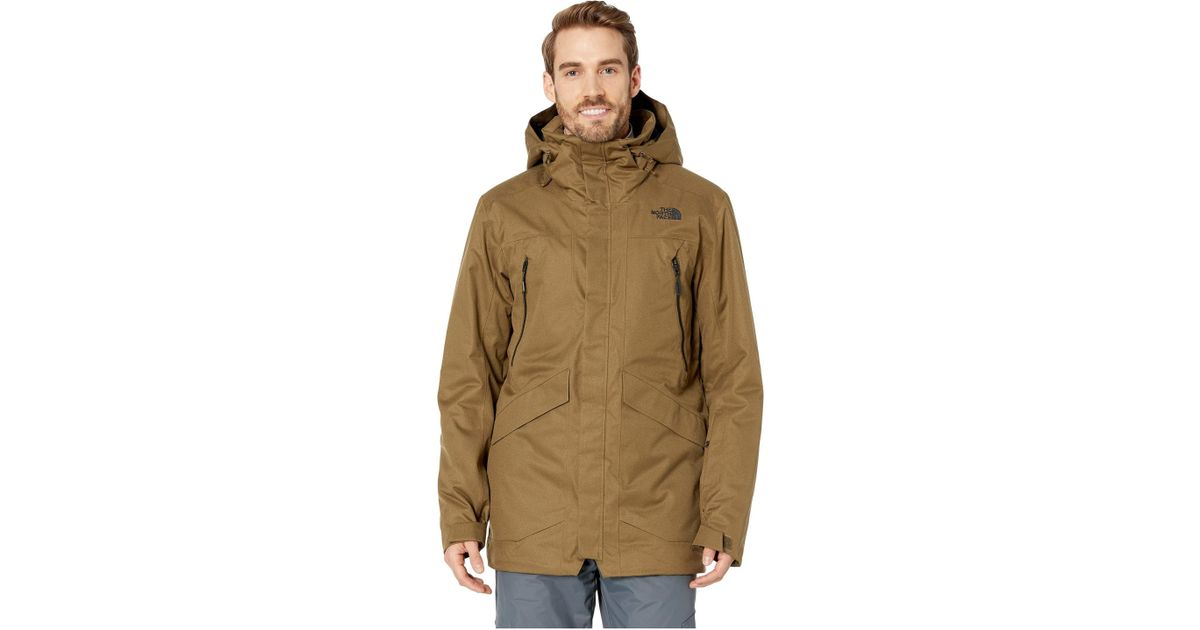 58370064fb60 Lyst - The North Face Gatekeeper Jacket in Green for Men - Save 3%