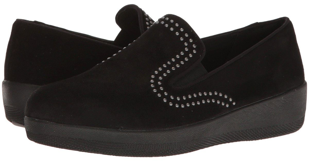 41489c4de Lyst - Fitflop Superskate W  Studs in Black - Save 41%