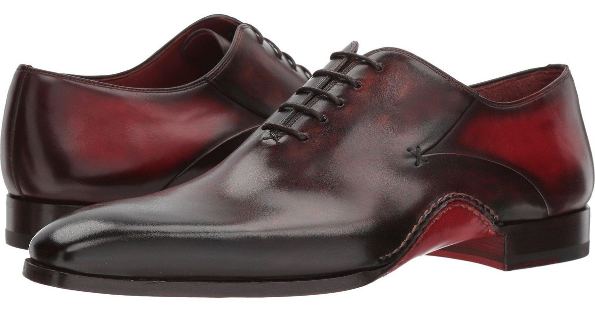 66709c4b51 Lyst - Magnanni Cantabria (brown red) Men s Shoes for Men