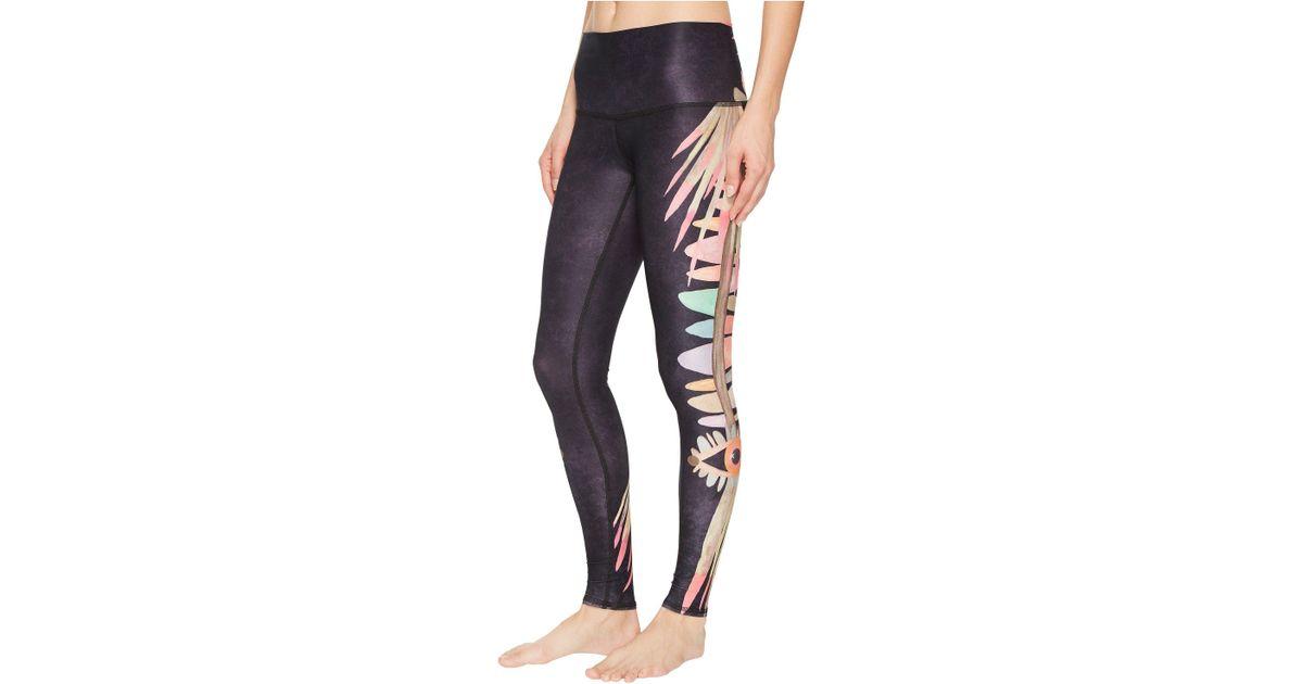 c40c355e5b Teeki Jungle Eyes Hot Pants (multi) Casual Pants - Lyst