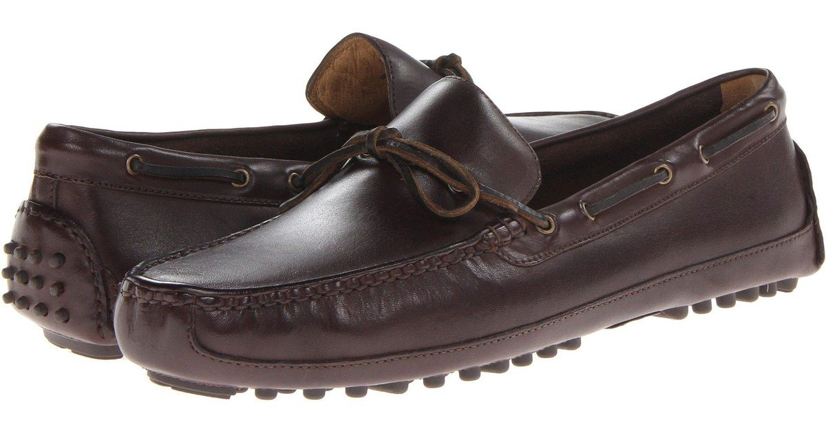 54d39d5c10f Lyst - Cole Haan Grant Canoe Camp Moc in Brown for Men