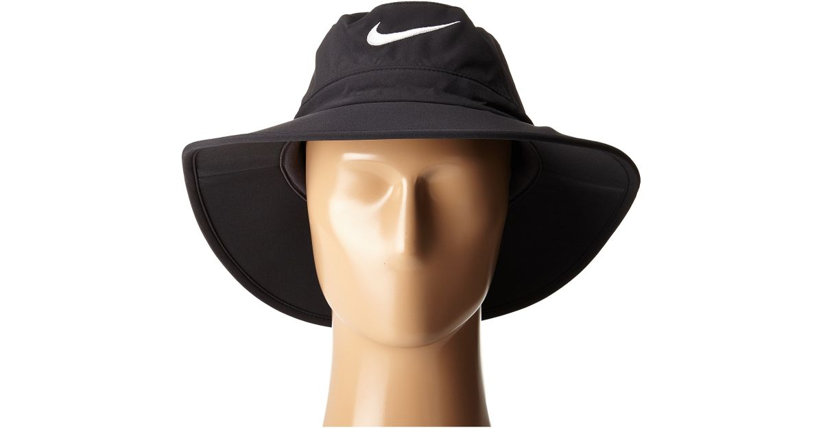8e4864a4246 Lyst - Nike Sun Protect Bucket Cap in Pink