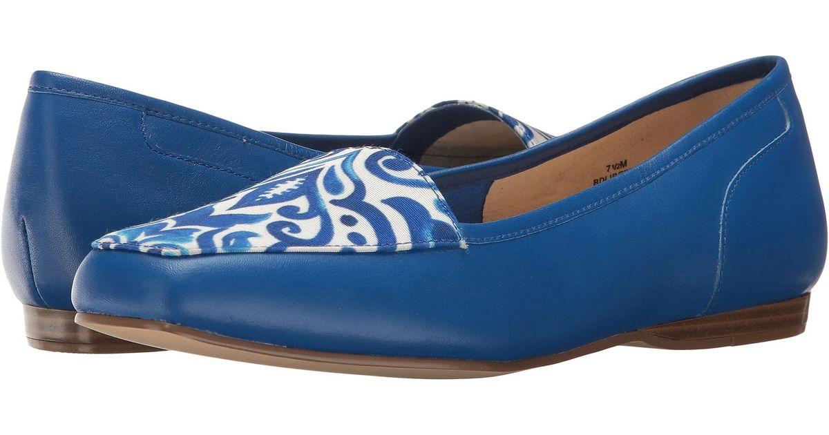 582a9e594f3 Lyst - Bandolino Liberty in Blue