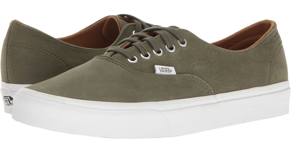 2af58af0f5e1e8 Lyst - Vans Authentic Decon for Men