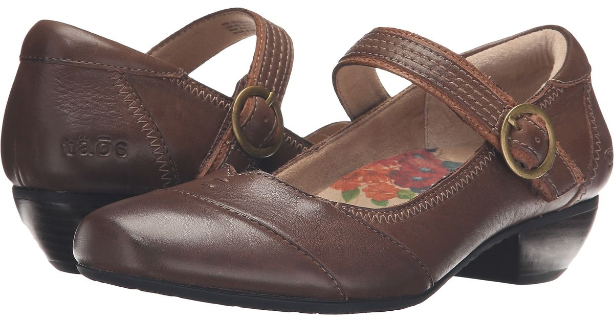 Taos Virtue Shoes Size   Chocolate