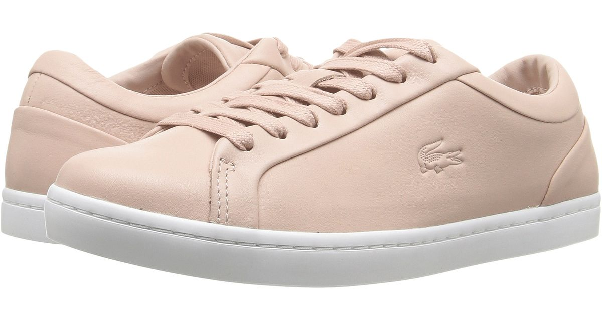 c4d6e0c48 Lyst - Lacoste Straightset 316 1 in Pink
