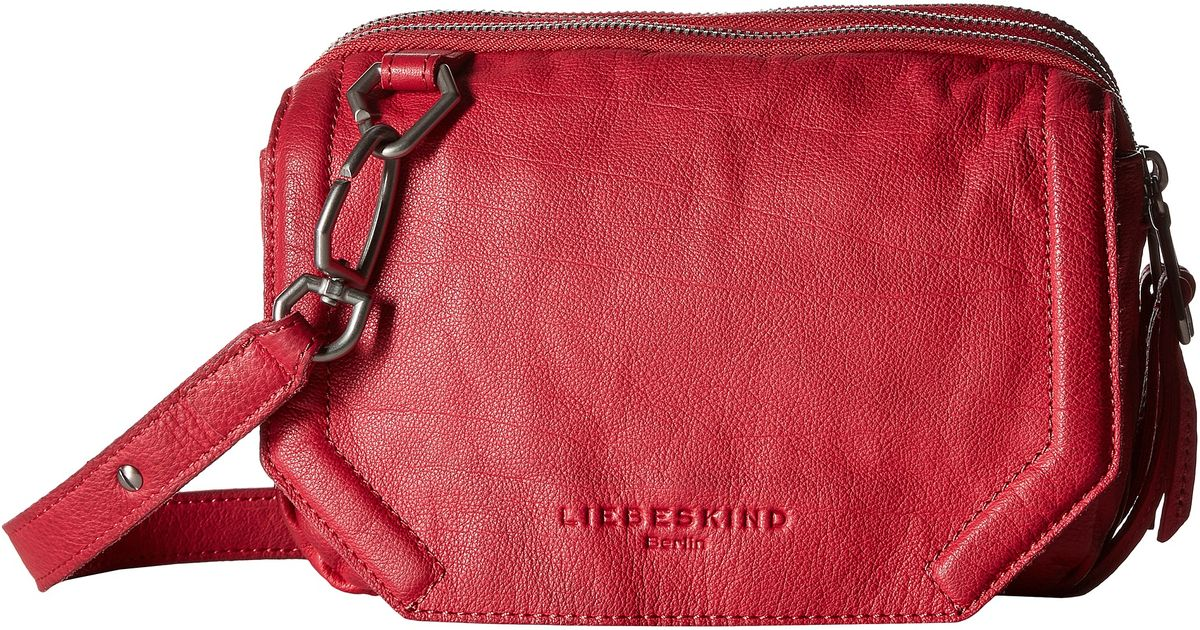 Liebeskind Maike E in Red