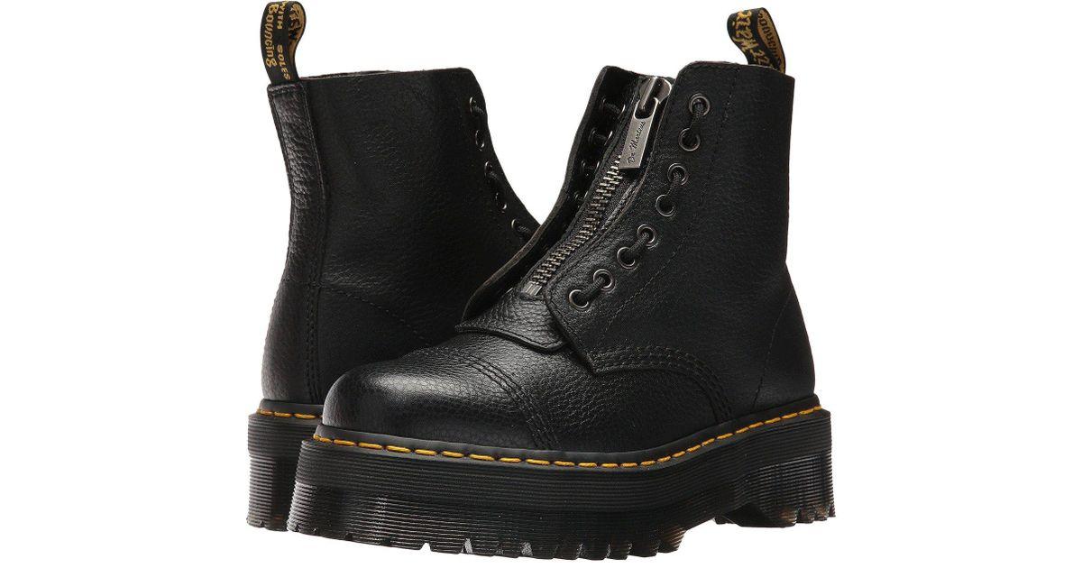 Martens Black Boot Sinclair Dr In Lyst Jungle 5gYvwx
