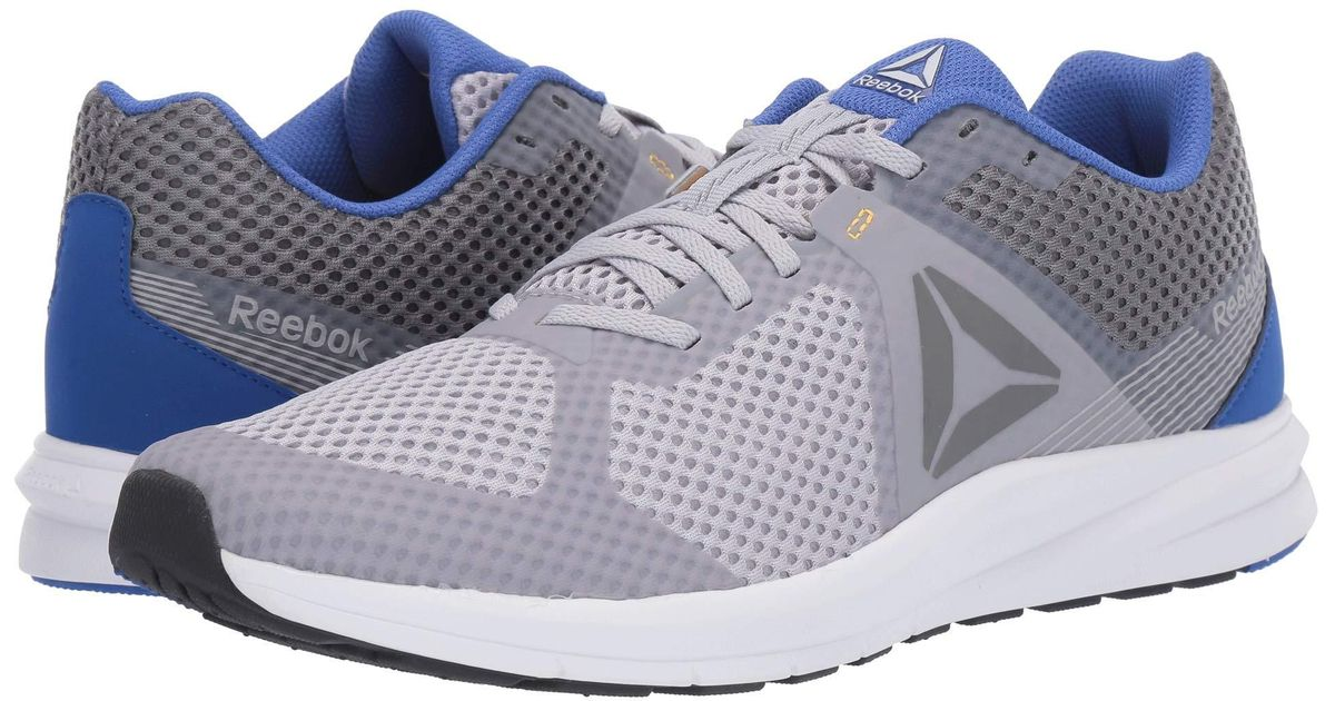 61f0936510112a Lyst - Reebok Endless Road (cold Grey crushed Cobalt gold white cool  Shadow) Men s Running Shoes in Gray for Men