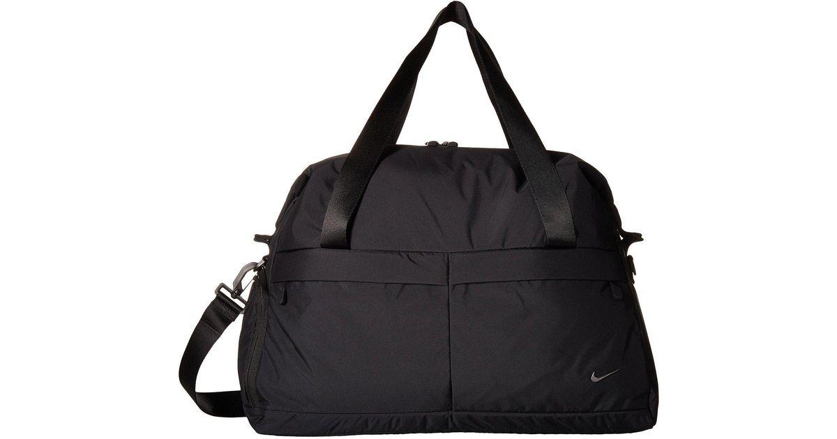 ... Training Club Bag - Lyst  online retailer 5b732 e6dcb Lyst - Nike  Legend Club Duffel - Solid (blackblackblack) Duffel ... 0587f4c05cb7b