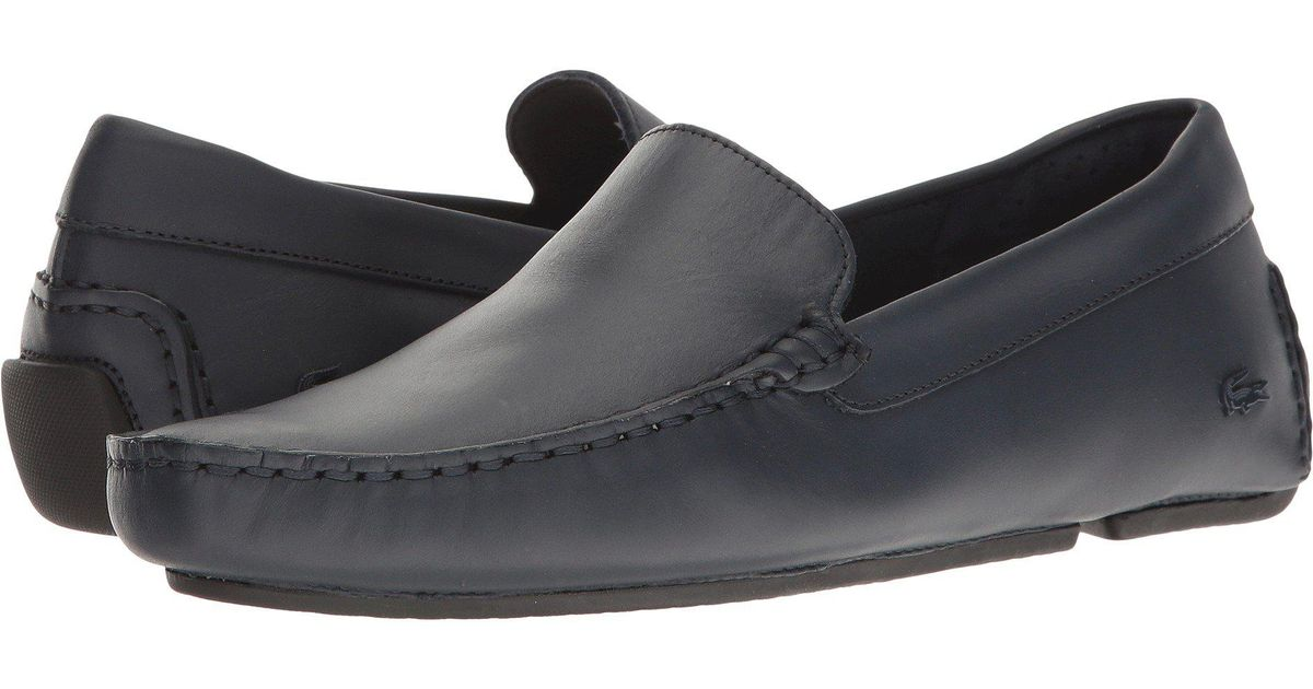 849f89afc12a44 Lyst - Lacoste Piloter 117 1 Cam (navy) Men s Shoes in Blue for Men