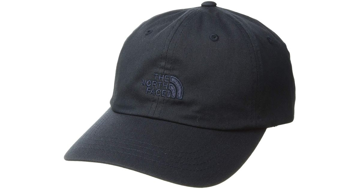 2039eaa2239 Lyst - The North Face The Norm Hat (new Taupe Green tnf Black) Baseball  Caps in Blue for Men