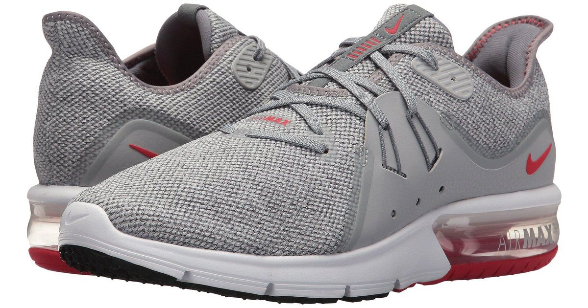 62a6468a45 Nike Air Max Sequent 3 in Gray for Men - Save 32% - Lyst
