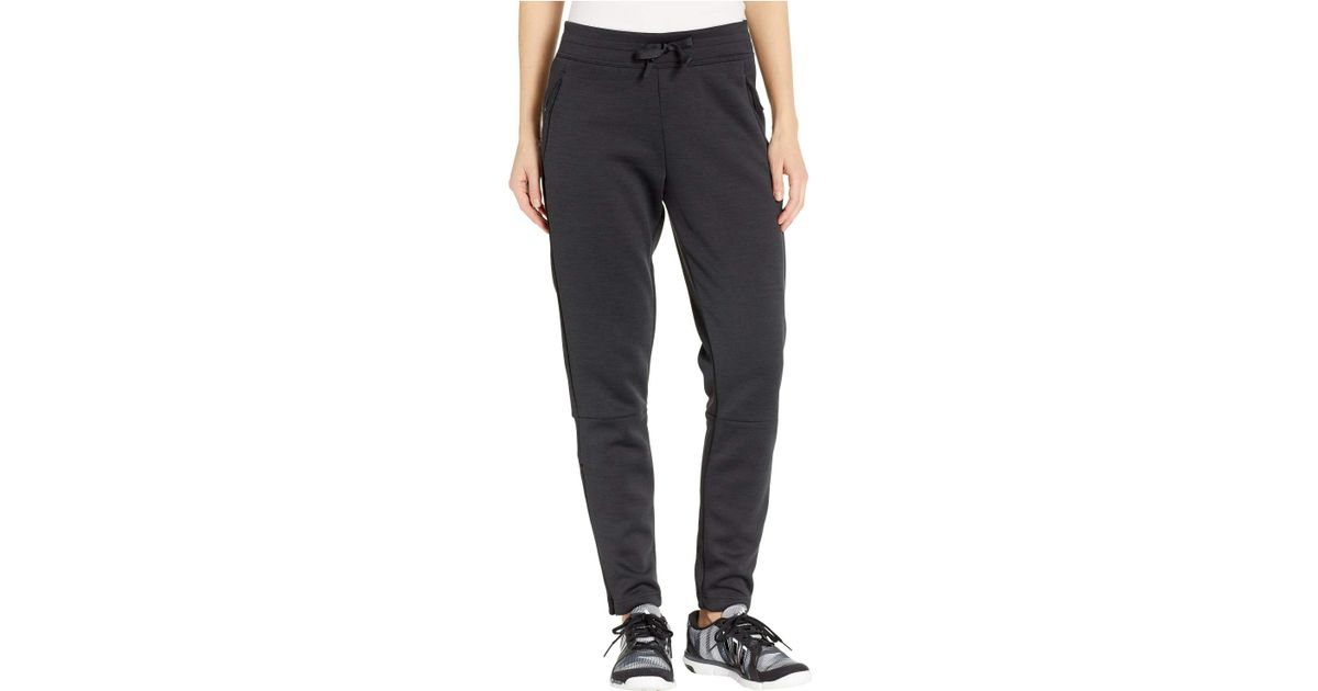 06b9ea5b51f06 adidas Zne Pants 3.0 (zne Heather/noble Maroon) Women's Casual Pants in  Black - Lyst
