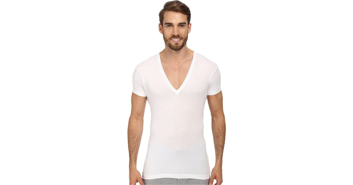 2(x)ist Pima Cotton V-Neck T-Shirt Low Price Cheap Online Sale Best Store To Get 2018 Newest Cheap Sale Shop For T7oxEXf