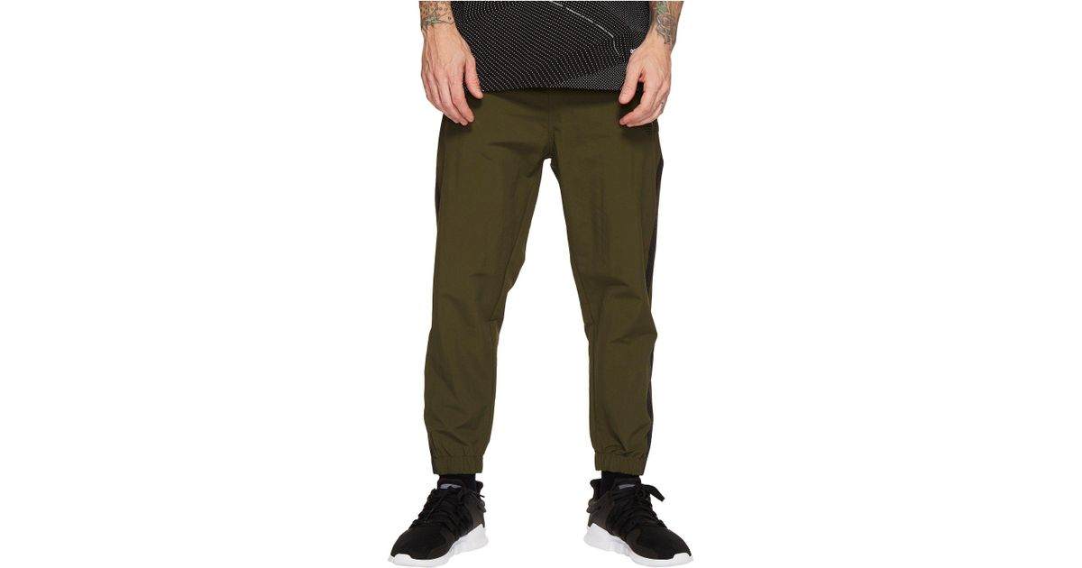 85fe29810b25 Lyst - adidas Originals Nmd Track Pants in Green for Men