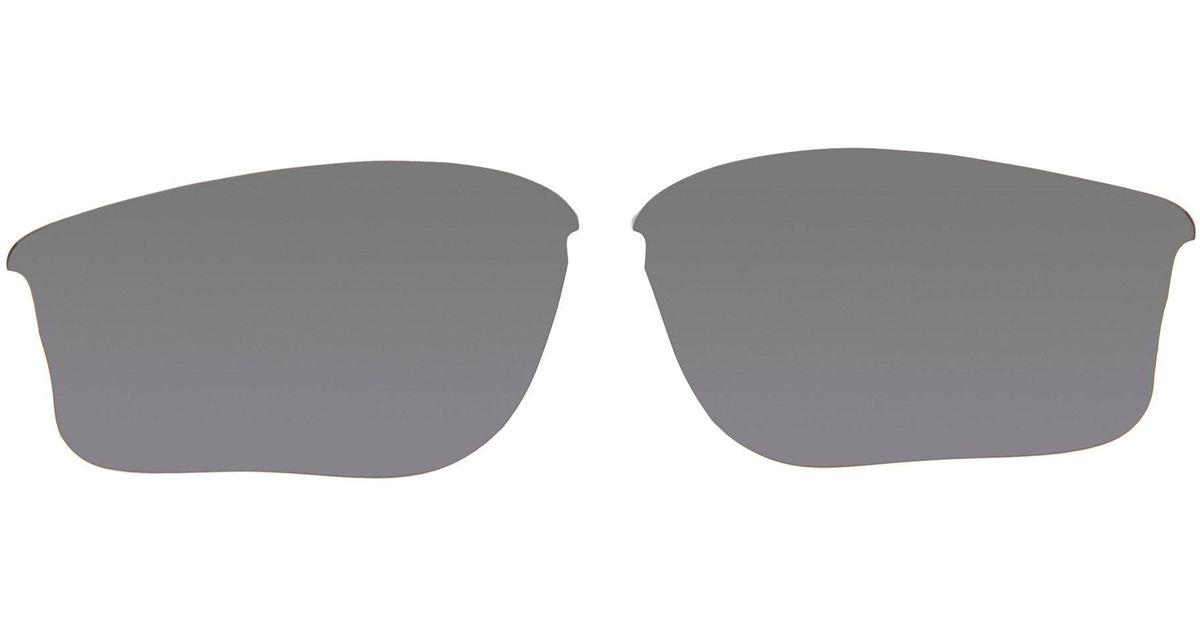 aaf2b6fec13e0 Lyst - Oakley Flak Jacket Xlj Replacement Lens Kit (black Iridium) Athletic  Performance Sport Sunglasses in Gray