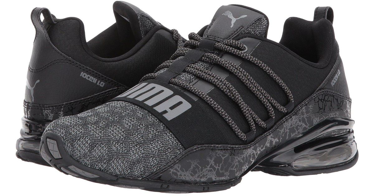 aaa0c3db36c2 Lyst - PUMA Cell Regulate Tech Mesh in Black for Men