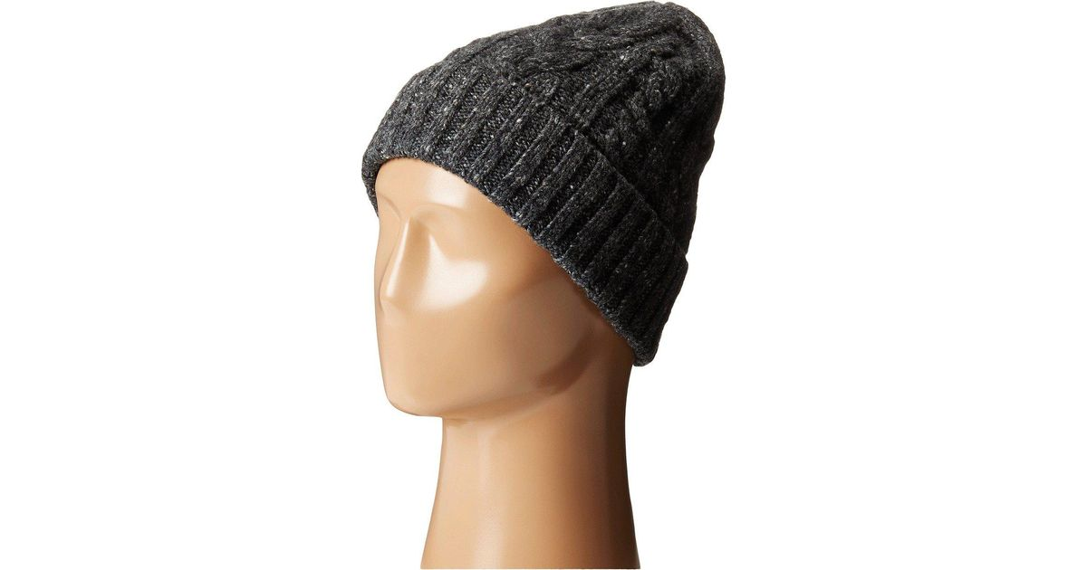 952f0fe8f32 Lyst - Burton Bering Beanie in Black for Men