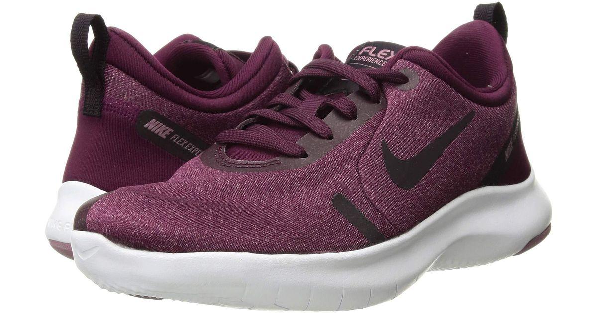 363aee4ae7cbe Lyst - Nike Flex Experience Rn 8 (atmosphere Grey metallic Pewter gunsmoke)  Women s Running Shoes in Purple - Save 9%