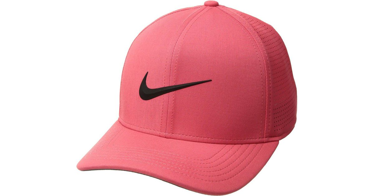 Lyst - Nike Baseball Cap in Pink for Men 54d7f5b4d3a