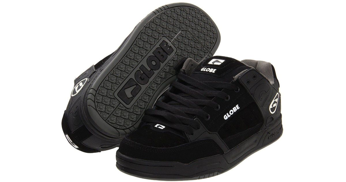 1d4193856684 Lyst - Globe Tilt (black black Tpr) Men s Skate Shoes in Black for Men