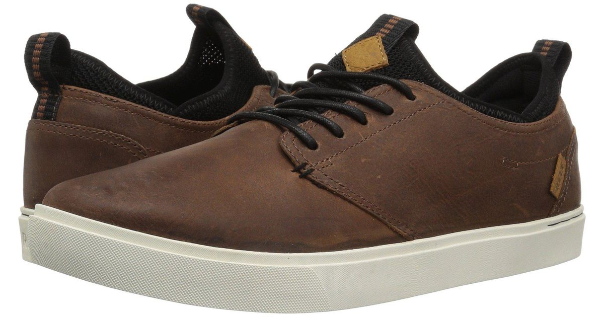c3cff1e263 Lyst - Reef Discovery Le (brown) Men s Lace Up Casual Shoes in Brown for Men
