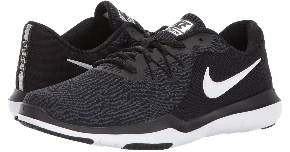 5c2318b235e67 Lyst - Nike Flex Supreme Tr 6 Training (black black anthracite) Women s  Cross Training Shoes in Black