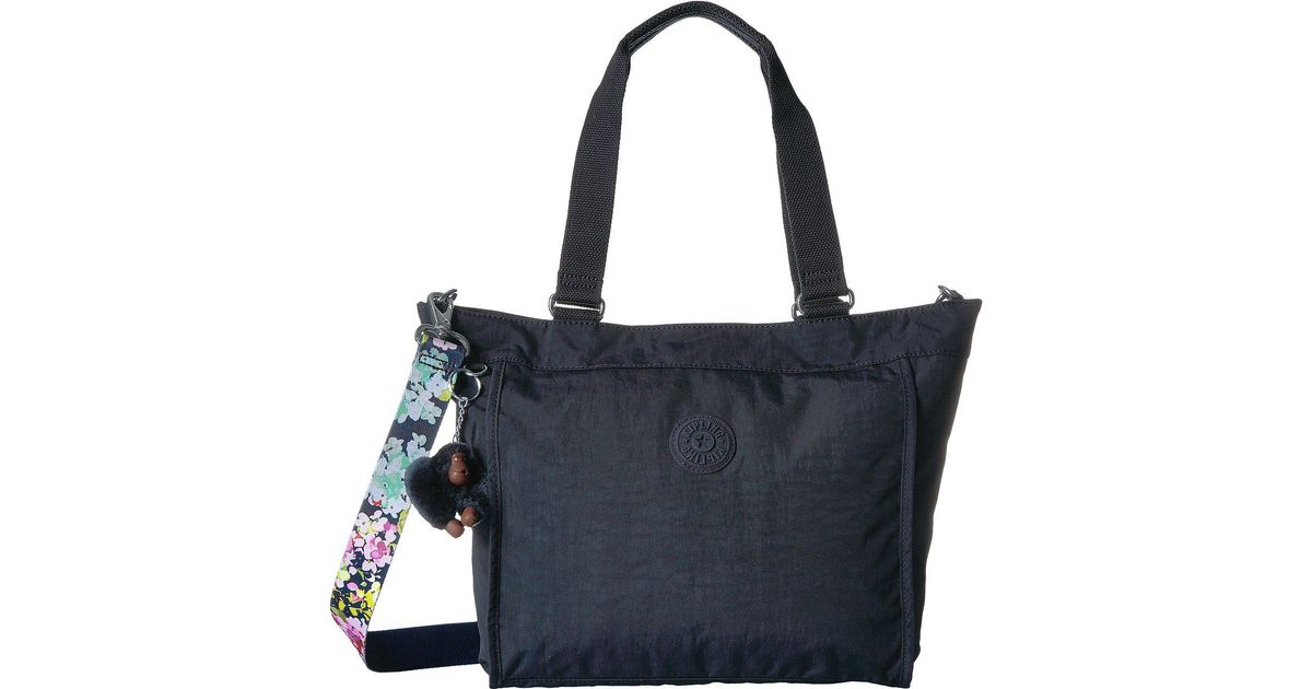 f3952b631a Lyst - Kipling New Shopper S (brick Red) Bags in Blue