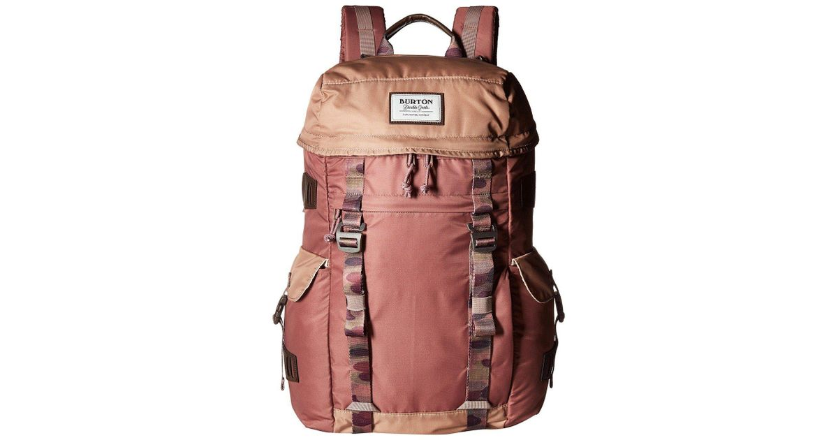 6fd8cdf8d1b36 Burton Annex Pack (cocoa Brown Waxed Canvas) Day Pack Bags in Brown for Men  - Lyst