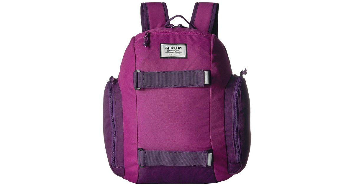14346a780afe Lyst - Burton Metalhead Backpack (little Kid big Kid) (resin Chimayo Remix)  Backpack Bags in Purple for Men