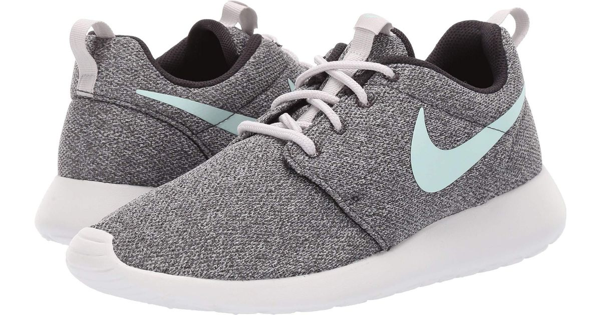 b16978286de0d Lyst - Nike Roshe One (cool Grey pure Platinum summit White) Women s Shoes  in Gray