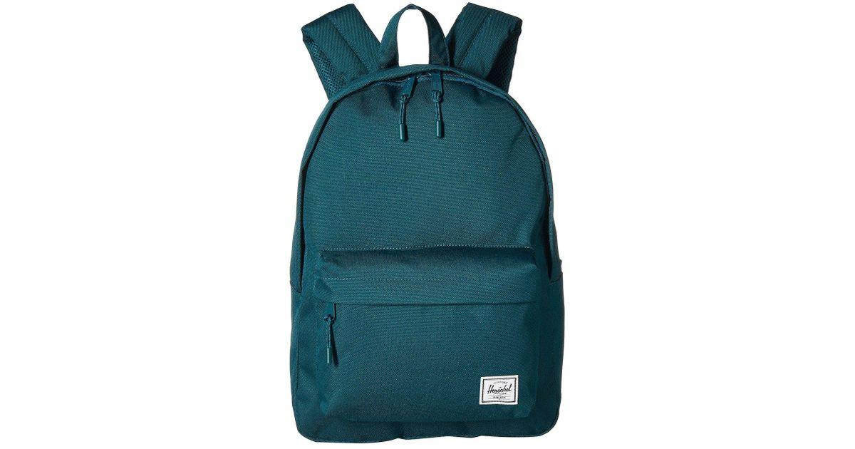ead5ac05d31 Lyst - Herschel Supply Co. Classic (barbados Cherry Crosshatch black  Crosshatch) Backpack Bags for Men