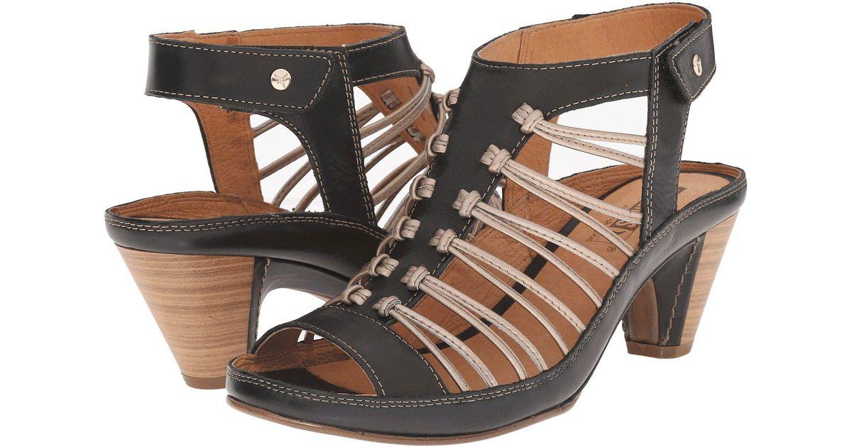 ceff2e99a0794 Lyst - Pikolinos Java W5a-0728c1 (black) High Heels