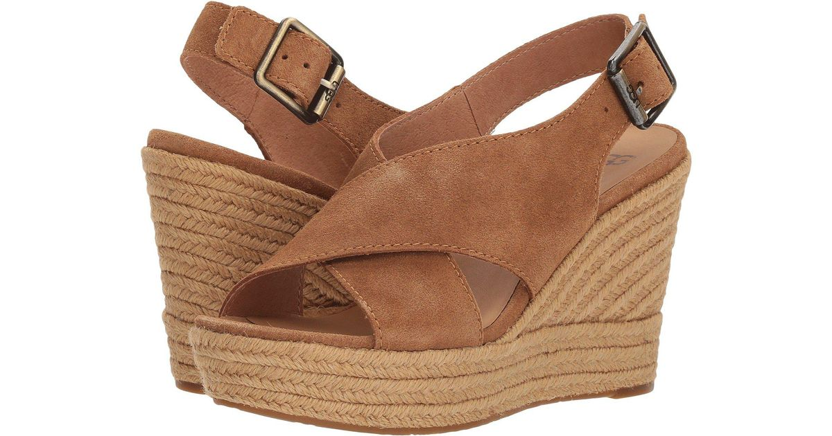 ff30affd0e74 Lyst - UGG Harlow in Brown - Save 25%