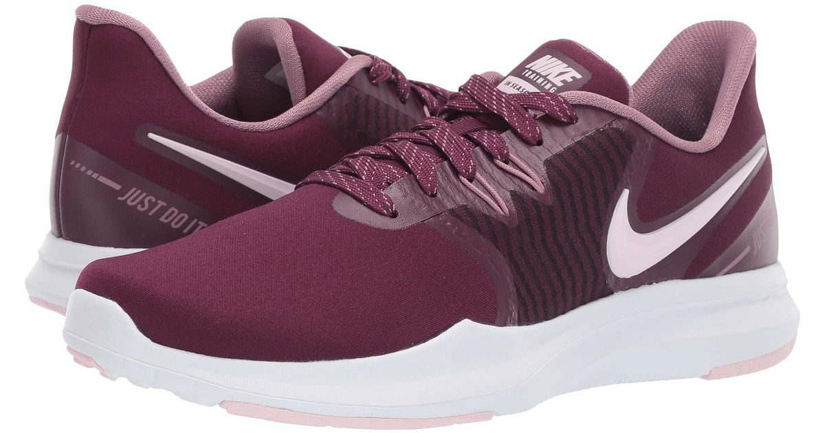 1faab94754c96 Lyst - Nike In-season Training Sneaker in Purple - Save 41%
